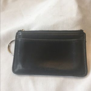 AUTHENTIC COACH vintage card holder